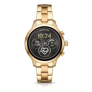 Michael Kors Access Runway Gold-Tone Smartwatch