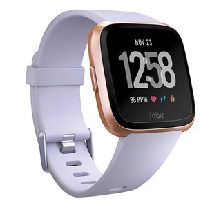 Fitbit Versa - Periwinkle/Rose Gold