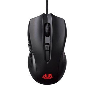 ASUS Cerberus Ambidextrous Wired 6-Button Optical
