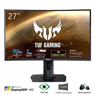 ASUS TUF Gaming VG27WQ 27in cong 2K HDR400 165Hz