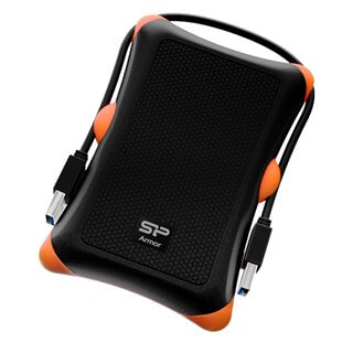 Silicon Power 2TB Rugged Armor A30 Military Grade